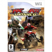 MX vs ATV Untamed Game Wii