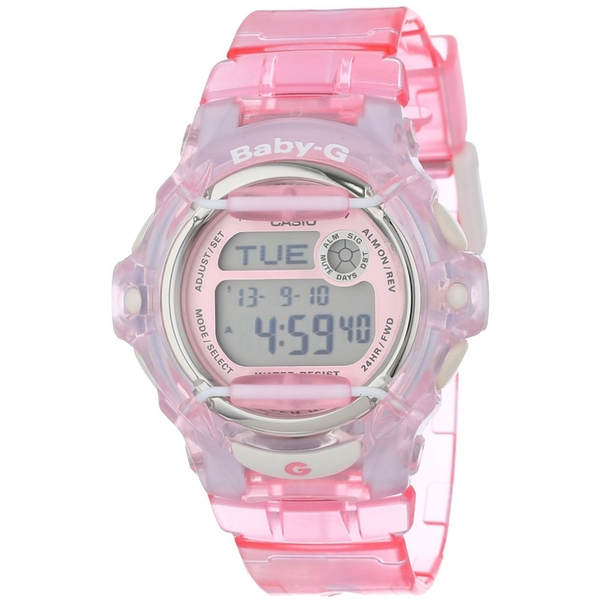 Casio BG169R-4ER Baby-G Watch Pink