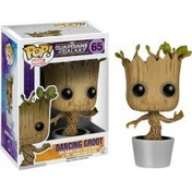 Dancing Groot (Guardians of the Galaxy) Funko Pop! Vinyl Bobble-Head Figure