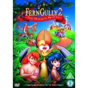 Ferngully 2: The Magical Rescue DVD