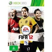 FIFA 12 (Australian Version) Game Xbox 360