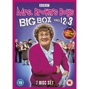 Mrs Browns Boys Big Box Series 1-3 DVD