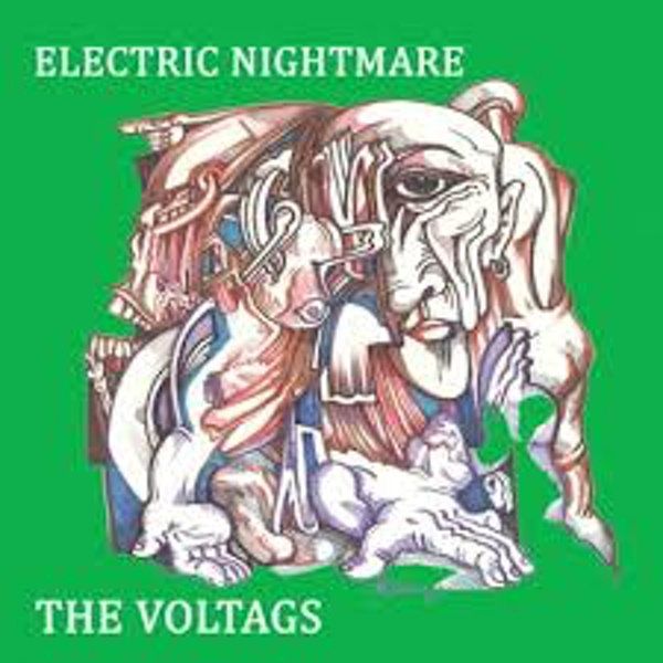 The Voltags ‎– Electric Nightmare Vinyl