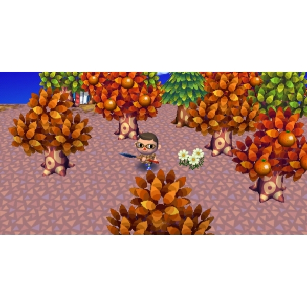 Animal Crossing Lets Go To The City Game (Selects) Wii - Image 3