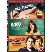 Bad Teacher / Easy A / Superbad Triple DVD Box Set