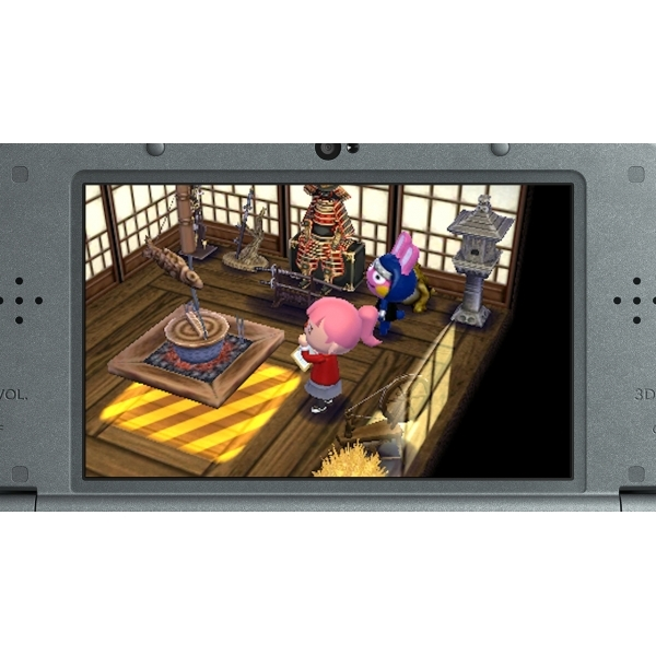 Animal Crossing Happy Home Designer 3DS Game (with Amiibo Card) - Image 5