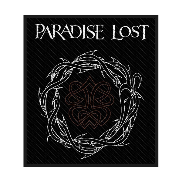 Paradise Lost - Crown of Thorns Standard Patch