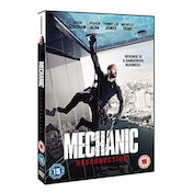 Mechanic - Resurrection (2016) DVD