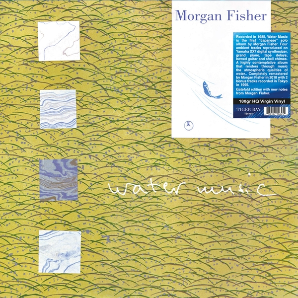 Morgan Fisher - Water Music Vinyl