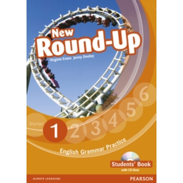 Round Up Level 1 Students' Book/CD-Rom Pack