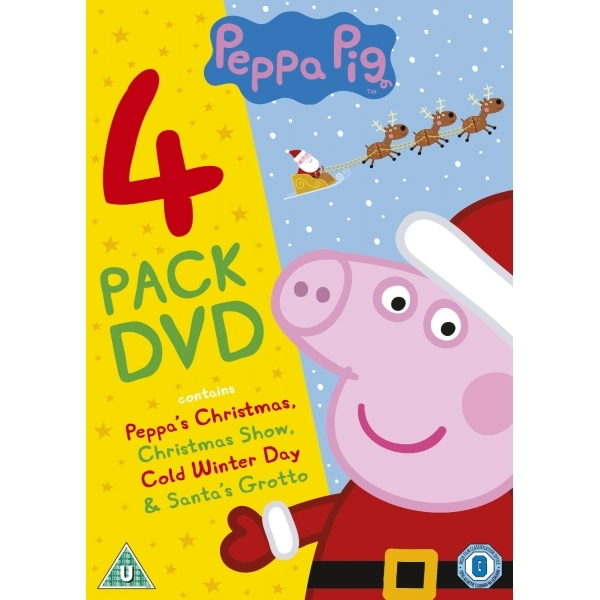 Peppa Pig - The Christmas Collection DVD