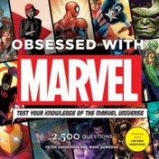 Obsessed with Marvel by Peter Sanderson, Mark Sumerak (Paperback, 2017)