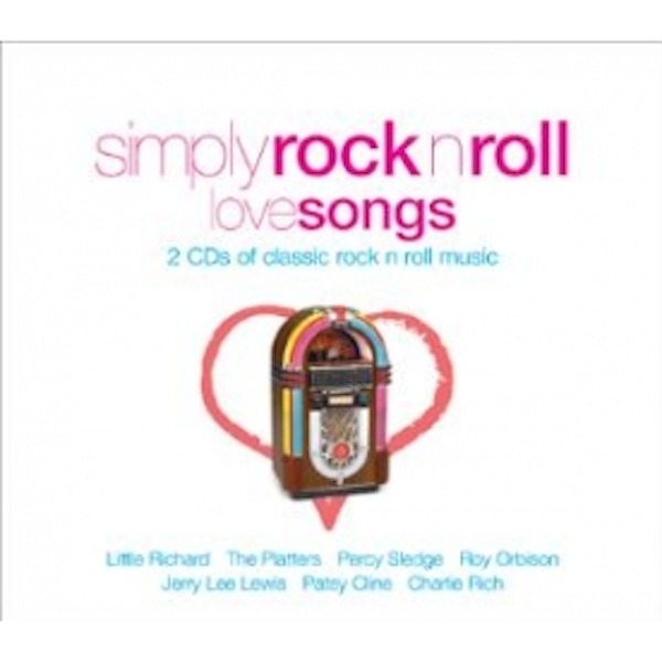 Simply Rock 'N' Roll Love Songs CD