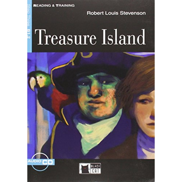 Reading & Training Treasure Island + audio CD Mixed media product 2012