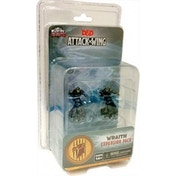 Dungeons & Dragons Attack Wing Wave 1 Wraith Expansion Pack