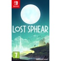Lost Sphear Nintendo Switch Game