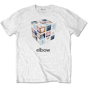 Elbow - Best of Men's Medium T-Shirt - White