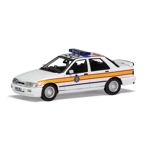 Ford Sierra Sapphire RS Cosworth 4x4 Sussex Police 1:43 Corgi Vanguard Model