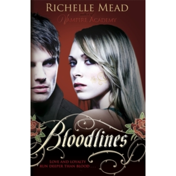 Bloodlines (book 1) by Richelle Mead (Paperback, 2011)