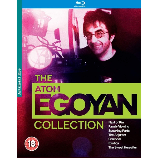 The Atom Egoyan Collection Blu-ray