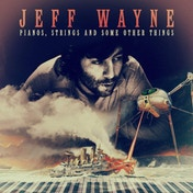 Jeff Wayne - Pianos, Strings And Some Other Things Vinyl