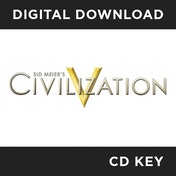 Sid Meier's Civilization V 5 Game Of The Year Edition (GOTY) PC CD Key Download for Steam