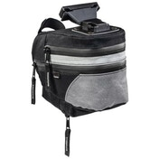 Hama Bicycle Saddlebag, black