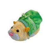Zhu Zhu Pets Spring Hamster Outfit Spring Green Dress and Hat