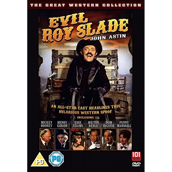 Evil Roy Slade (Great Western Collection) DVD