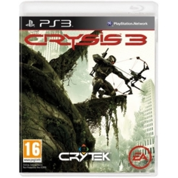 Crysis 3 Game PS3 - Image 1