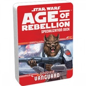 Star Wars Age of Rebellion Vanguard Specialization Deck