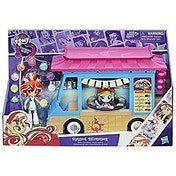 My Little Pony Equestria Girls Rollin' Sushi Truck Playset