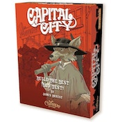 Capital City Card Game