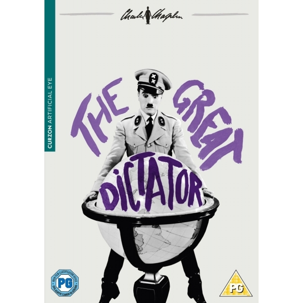 The Great Dictator - Charlie Chaplin DVD