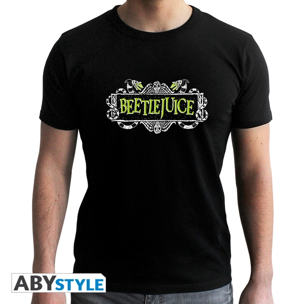 Beetlejuice - Beetlejuice Men'S Small T-Shirt - Black