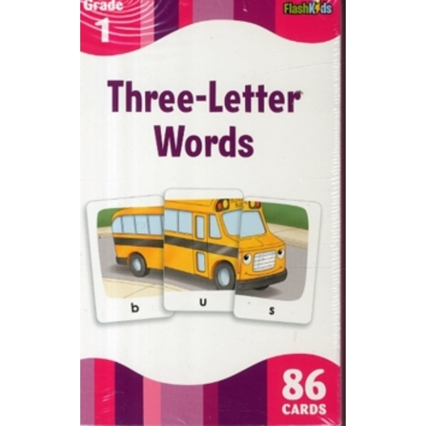 Hey! Stay with us... 3 Letter Words (Flash Kids ...