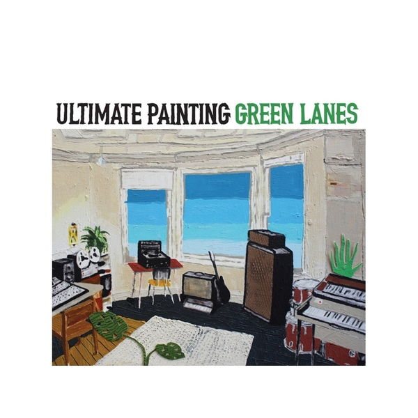 Ultimate Painting - Green Lanes CD