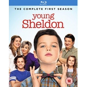 Young Sheldon Series 1 Blu-ray