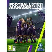 Football Manager 2021 PC Game [Used]