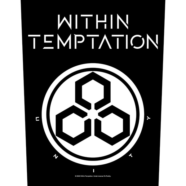 Within Temptation - Unity Back Patch