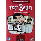 Mr Bean - The Animated Series Vol.2 DVD