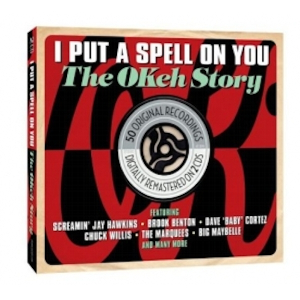 Various Artists - I Put A Spell On You- The Okeh Story 2 CD