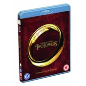 The Lord of the Rings The Two Towers Extended Edition Blu Ray