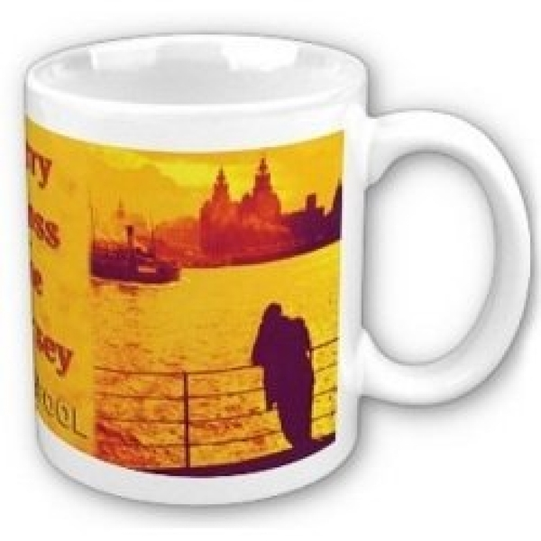 "Liverpool Magic Moments ""Ferry 'Cross The Mersey"" Genuine Licensed Boxed Mug"