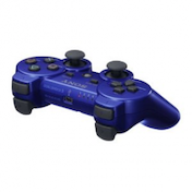 Official Sony DualShock 3 Controller Blue PS3