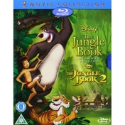 The Jungle Book / The Jungle Book 2 Blu-ray