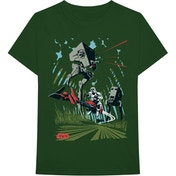Star Wars - AT-ST Archetype Men's Large T-Shirt - Green