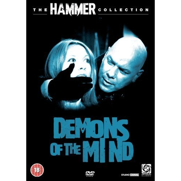 Demons Of The Mind DVD