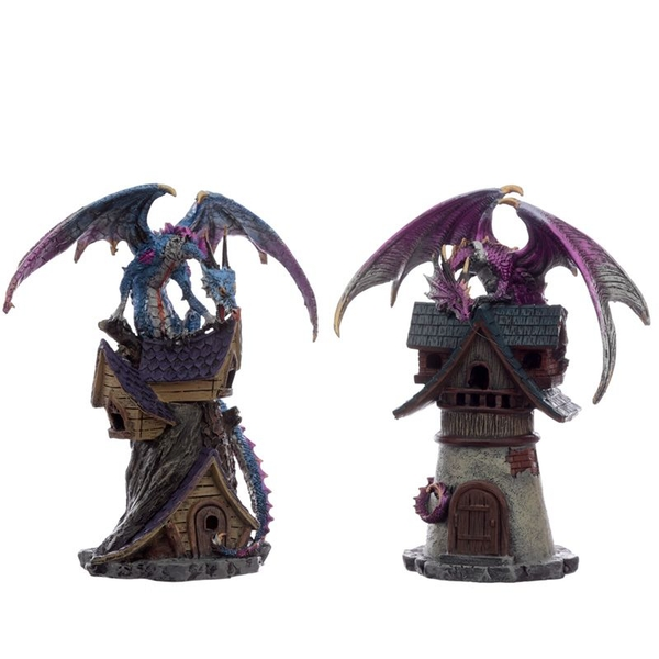 Dark Legends Village Protector Dragon (1 Random Supplied)