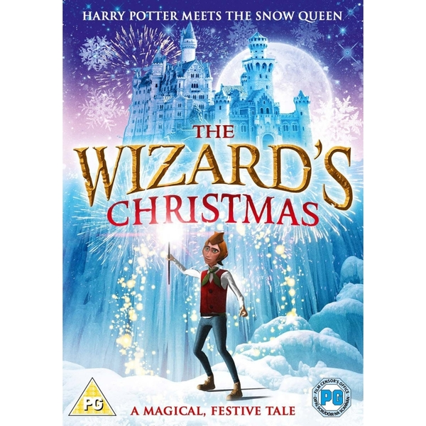 The Wizard's Christmas DVD